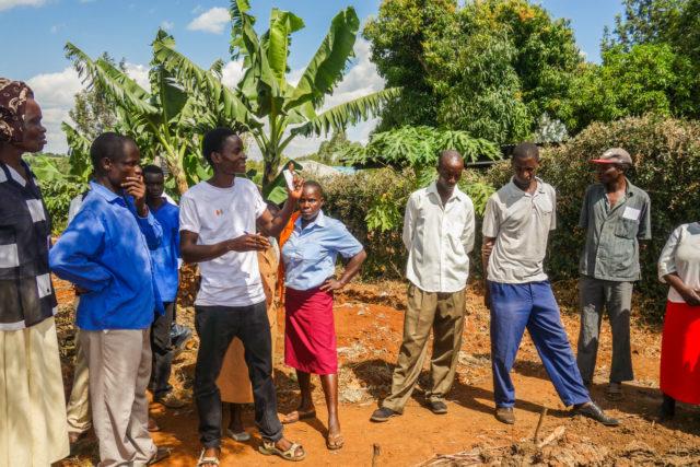 Nyota Community Help Organic Farming Worshops