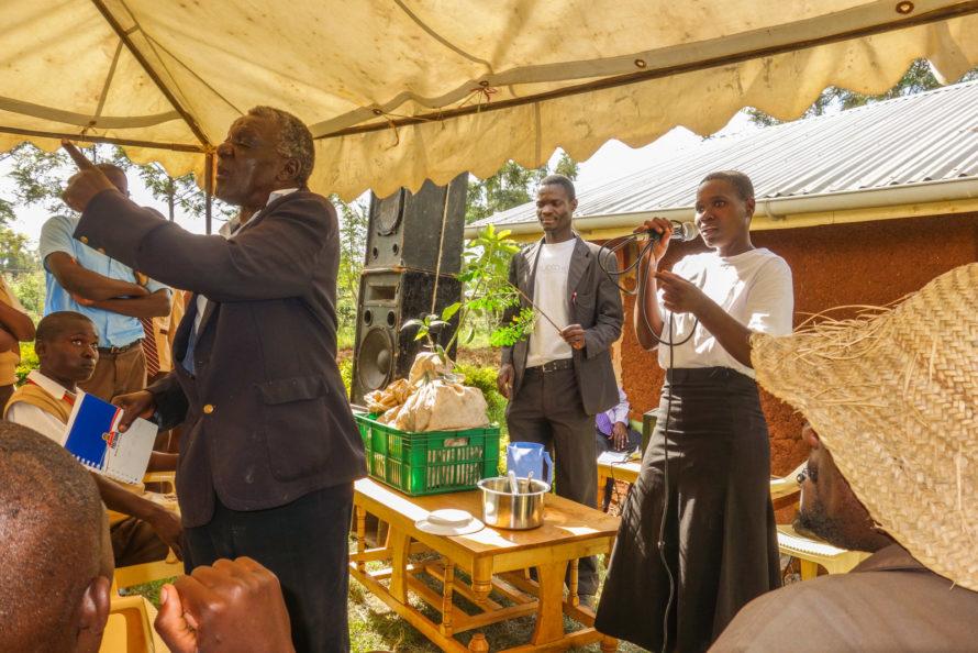 Nyota Community Help: Organic Farming Worshops