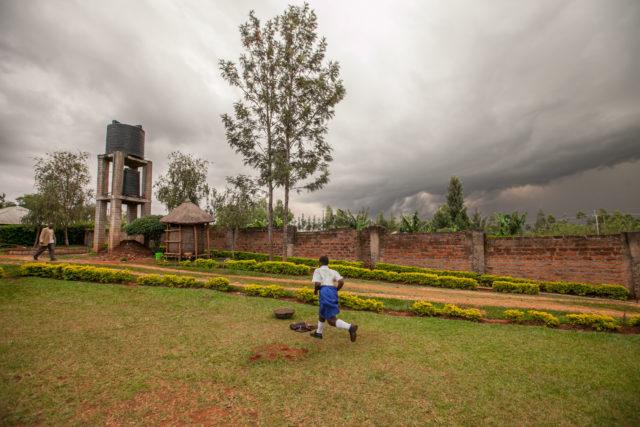 Heftige Regen und Unwetter in Kenia