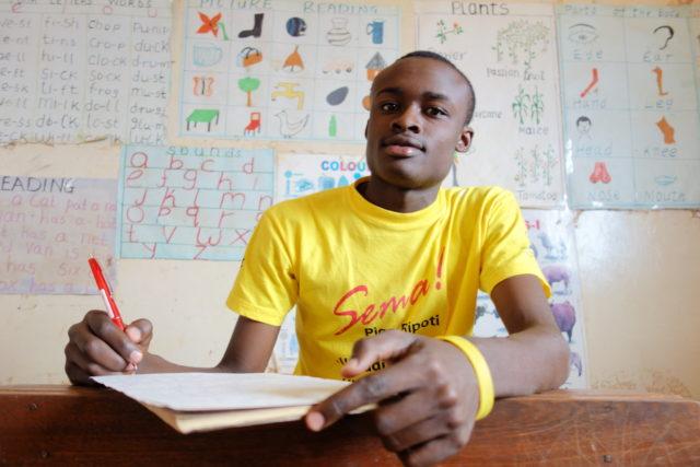 Nyota Patenschaften und das Schulsystem in Kenia