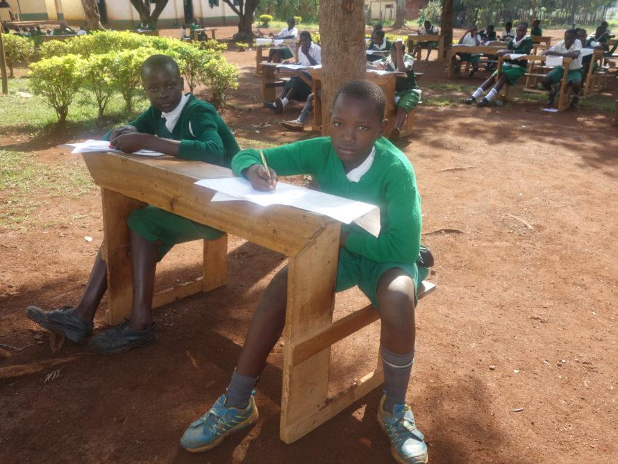 Anstehende Bildungsreform in Kenia