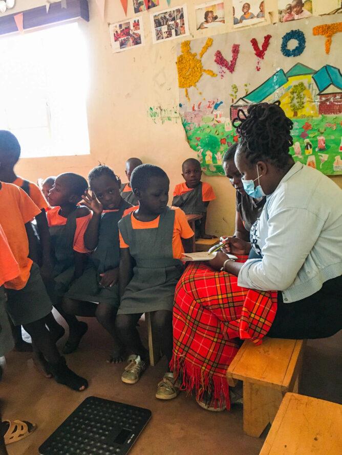 Corona und die Situation bei Nyota in Kenia